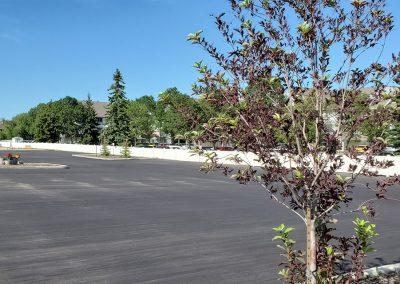 Asphalt Landscaping
